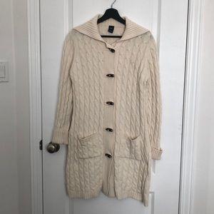 Cardigan/coat